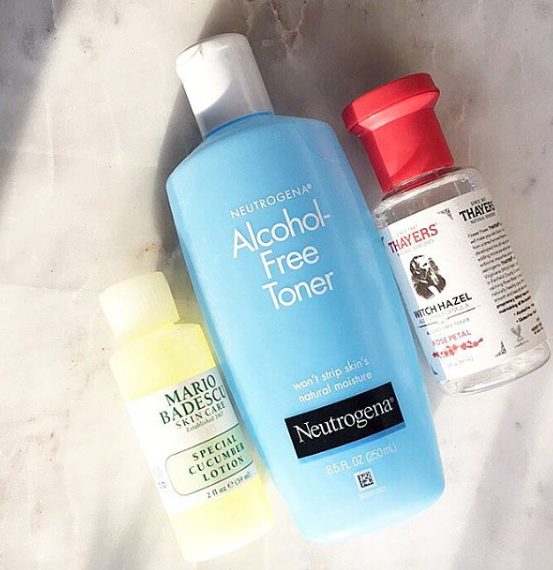 Toner Review The Glow Up